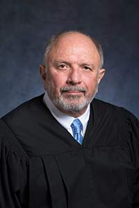 The Honorable Anthony Battaglia '74, US District Judge for the Southern District of California