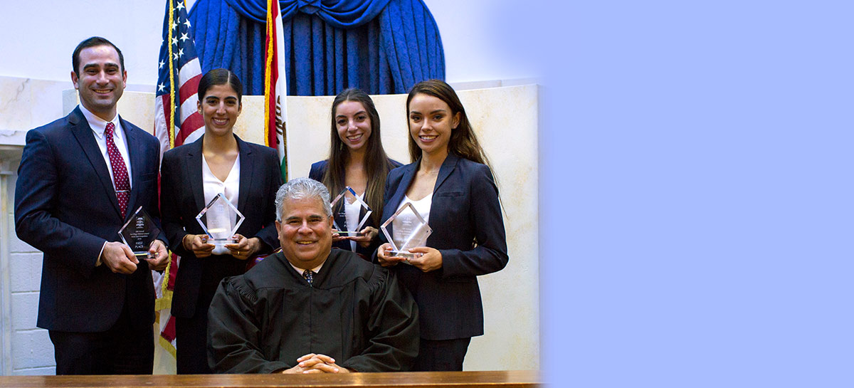 CAP Trial Team Wins 2018 SDDL National Trial Competition