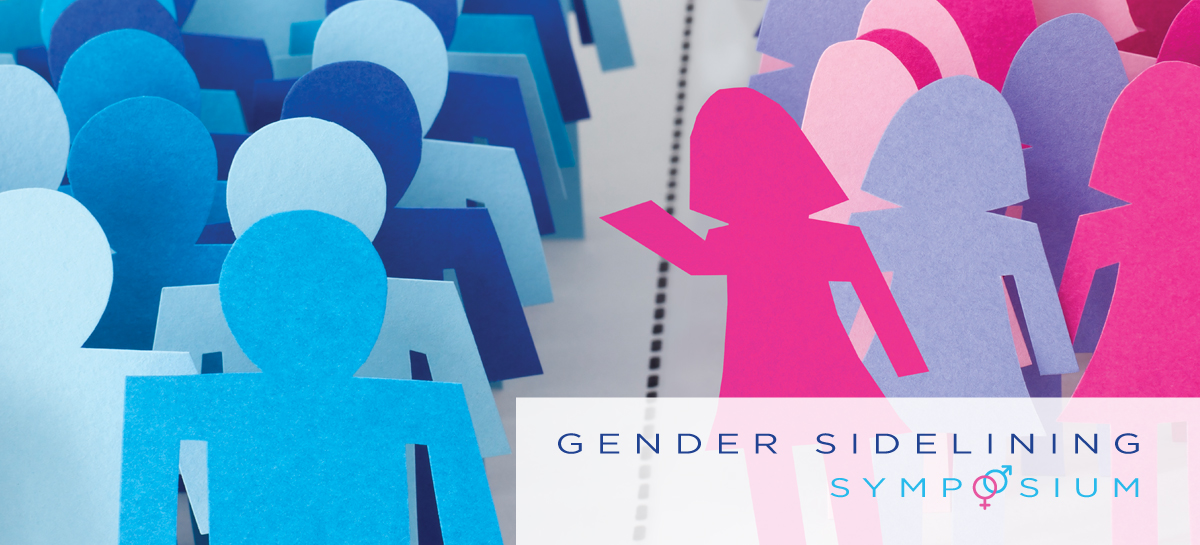 Gender Sidelining Symposium at California Western School of Law