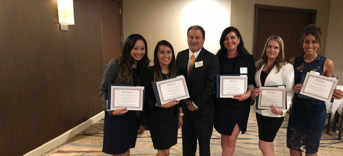 California Western Students Awarded La Raza Scholarships