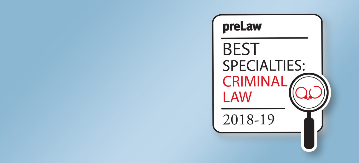 PreLaw California Western Rated Among the Best Law Schools for Criminal Law