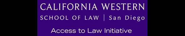 Access to Law Initiative logo