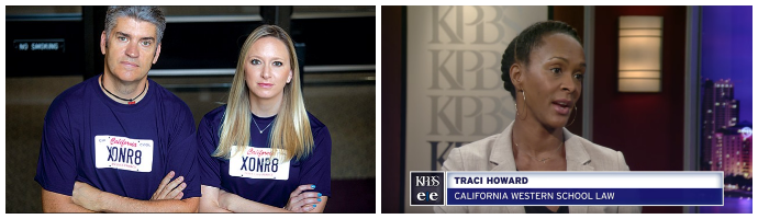 In the Media - California Innocence Project and Traci Howard