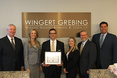 Law Firm Challenge - Giving - California Western School of Law