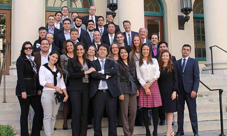 Brazilian legal professionals visit San Diego federal bankruptcy court