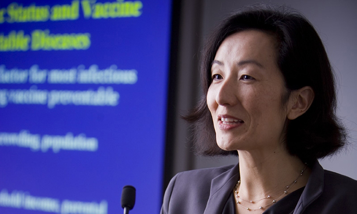 ProFlowers Distinguished Professor of Internet Studies Nancy Kim