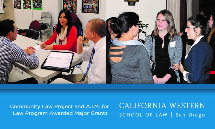Community Law Project and AIM for Law