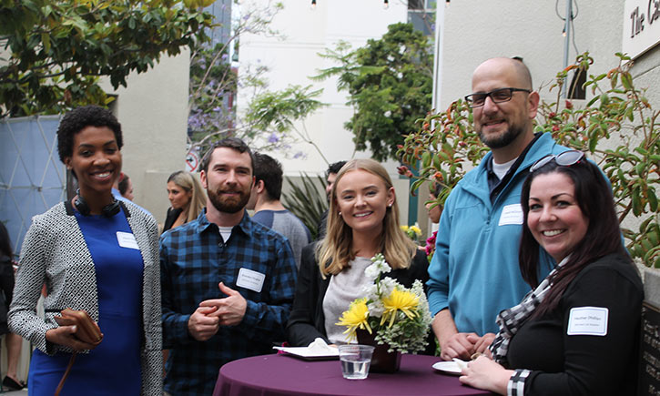 Dean's List Reception Recognizes Students Across Campus