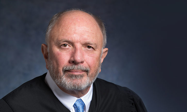 Judge Anthony Battaglia