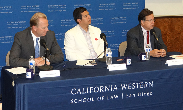 California Western hosts San Diego mayoral candidates forum
