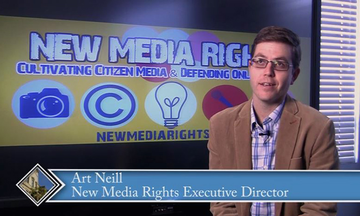 Art Neill, New Media Rights Executive Director