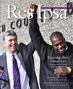 Res Ipsa Cover - Fall 2012