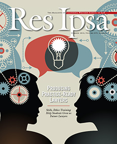 Res Ipsa Cover - Summer 2015
