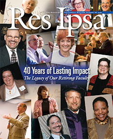 Res Ipsa Cover - Summer 2016