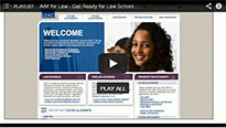AIM for Law: Law School Admissions Video