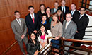 A group of Access to Law Initiative students
