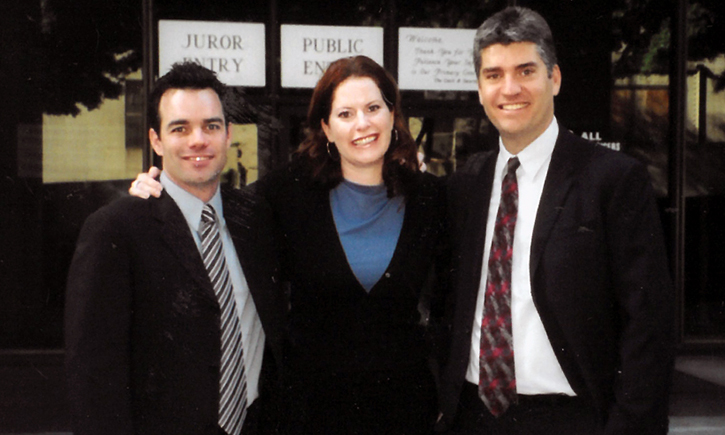 California Innocence Project in 2003