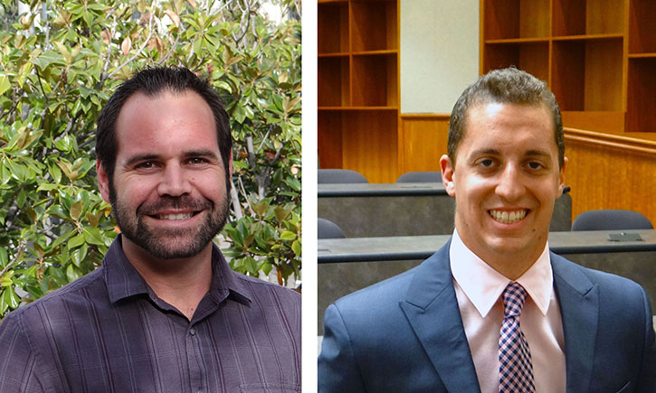 2L Marko Radisavljevic and Kyle Welch '14 help draft important FCC consumer proposals