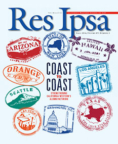 Res Ipsa Cover - Fall 2014