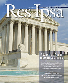 Res Ipsa Cover - Fall 2015